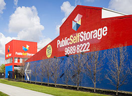 Public Self Storage - location Braybrook