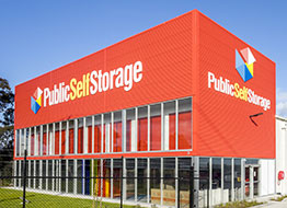 Public Self Storage - location Epping